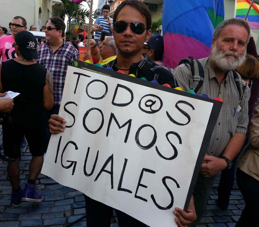 Hoy se recuerda la eliminación de la homosexualidad de la lista de enfermedades mentales por parte de la Asamblea General de la Organización Mundial de la Salud.  (GFR Media) (semisquare-x3)