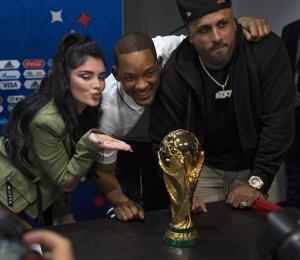 Nicky Jam asegura que representará a los latinos en la clausura del Mundial