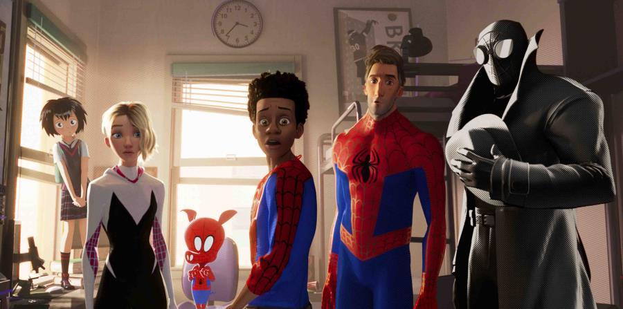 Demasiado Spider Man No En El Spider Verse El Nuevo Día