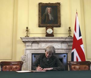 Brexit: un drama político en el Reino Unido
