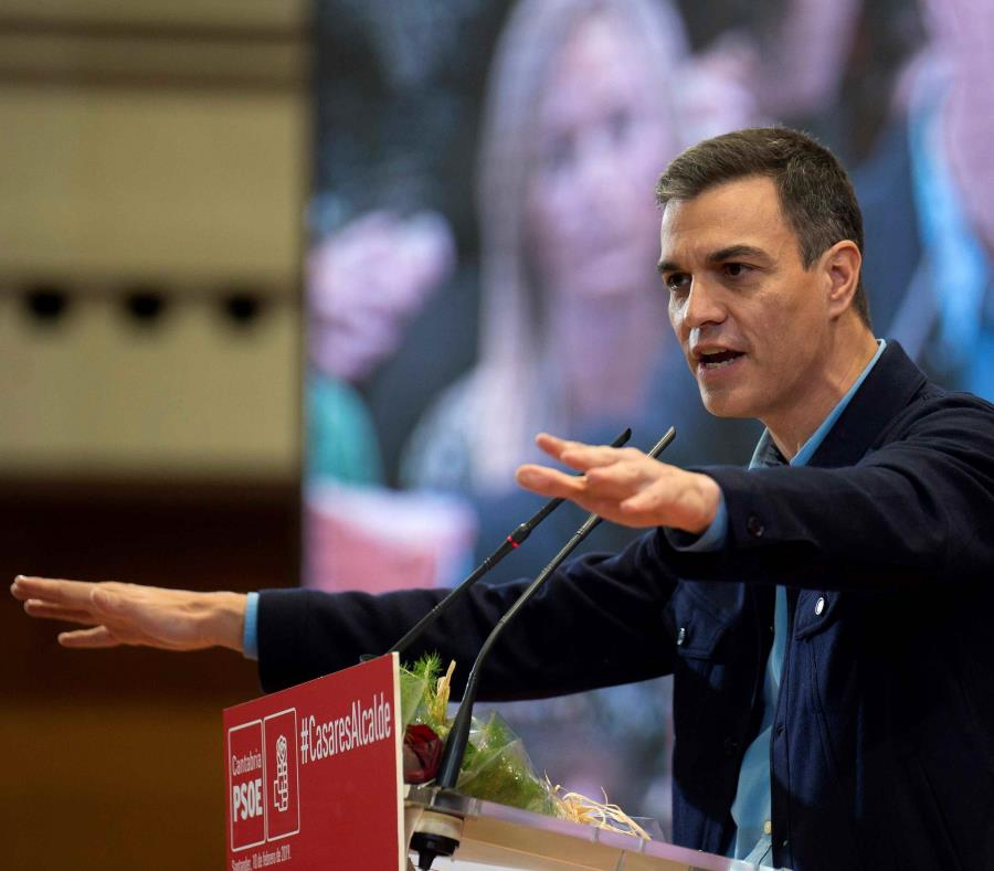 Sánchez accedió a la Jefatura del gobierno en junio de 2018 (semisquare-x3)