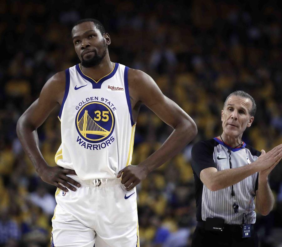 Kevin Durant firmaría con los Nets de Brooklyn