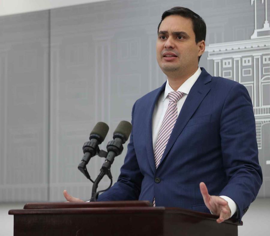 Ramón Rosario Cortés, dijo que no anticipa contratiempos para que la Legislatura apruebe la privatización de la Autoridad de Energía Eléctrica (AEE). (semisquare-x3)