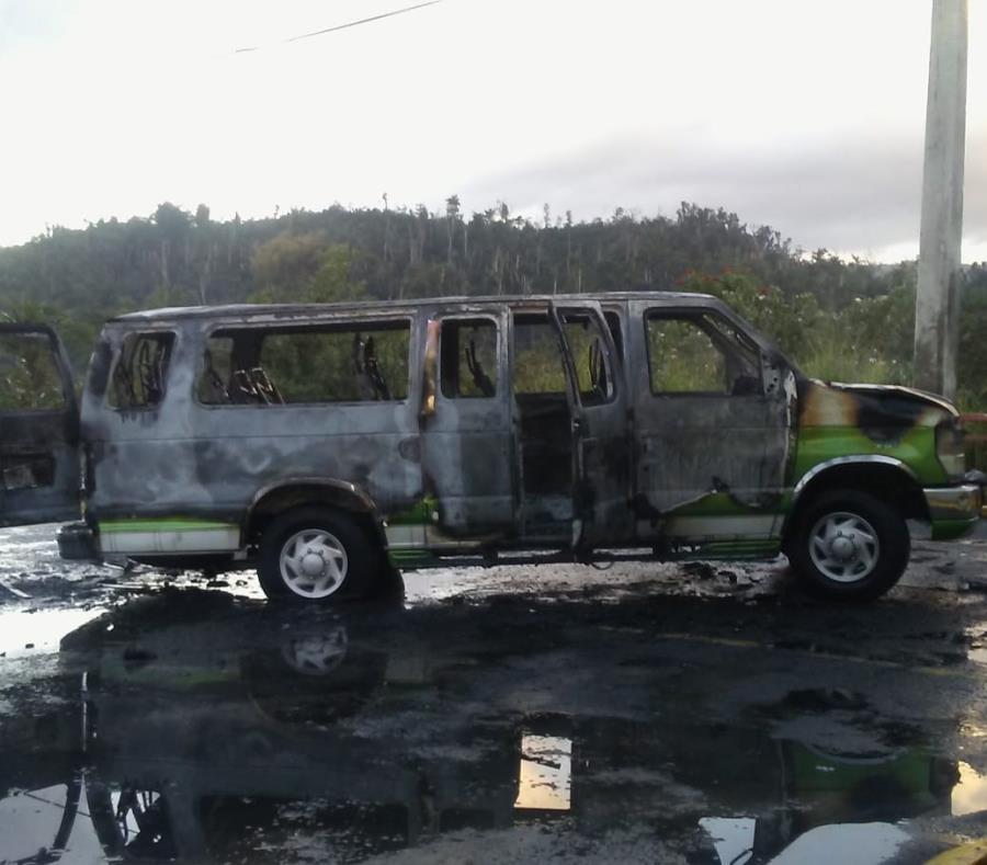Las autoridades desconocen qué ocasionó el incendio. (GFR Media) (semisquare-x3)