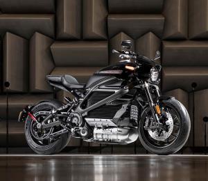 Harley-Davidson lanzará su primera motocicleta eléctrica