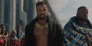 """""""Black Panther"""" lidera la taquilla por quinta semana en Estados Unidos"""