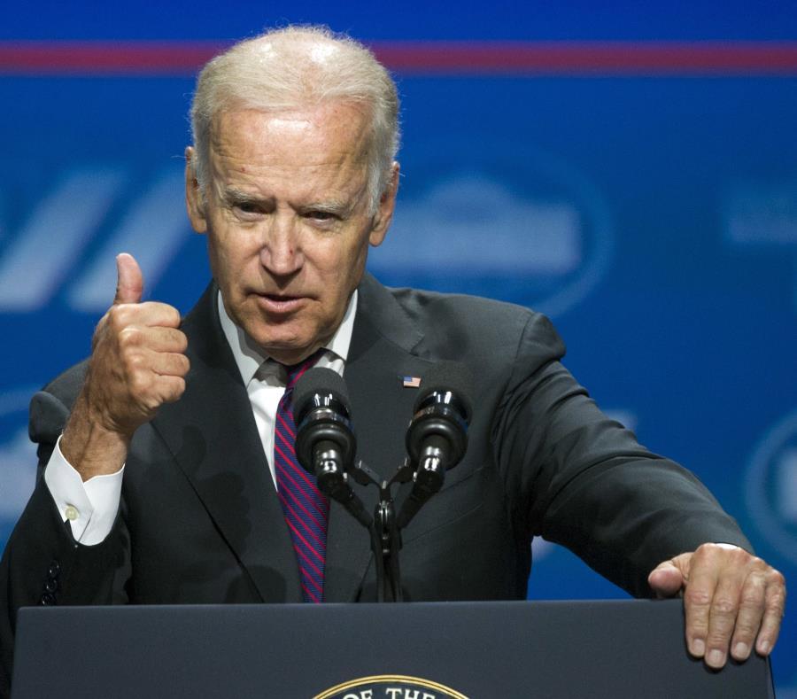 Joe Biden fue vicepresidente de Estados Unidos bajo el mandato de Barack Obama (semisquare-x3)