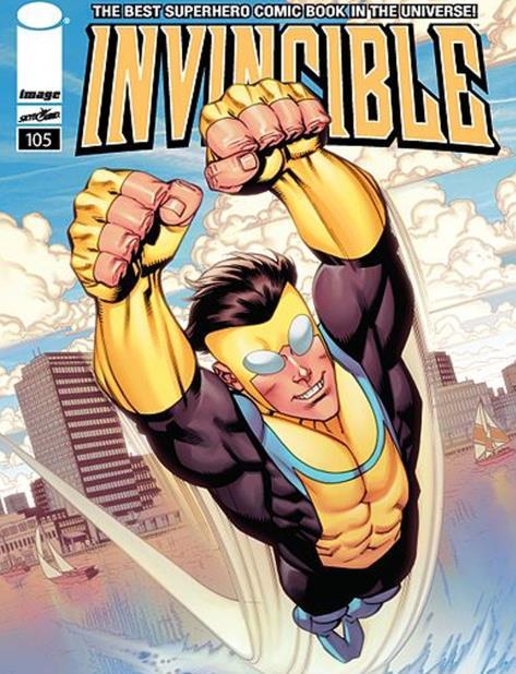 Image de una portada de los comics
