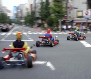 Nintendo gana una demanda contra negocio de go-karts en Tokio