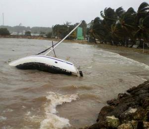 Huracanes: No hay mal que por bien no venga