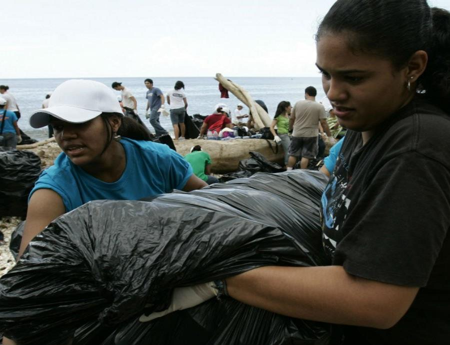Un sistema de recogida de basura moderno para la República Dominicana (semisquare-x3)