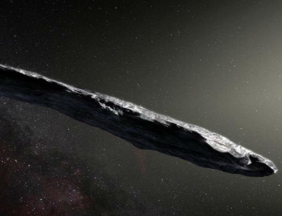 """""""Oumuamua"""", como denominaron al asteroide, que en hawaiano significa """"explorador"""", es objeto de diversos estudios (semisquare-x3)"""