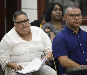 Residentes de Las Gladiolas alegan que hubo fallas en el realojo