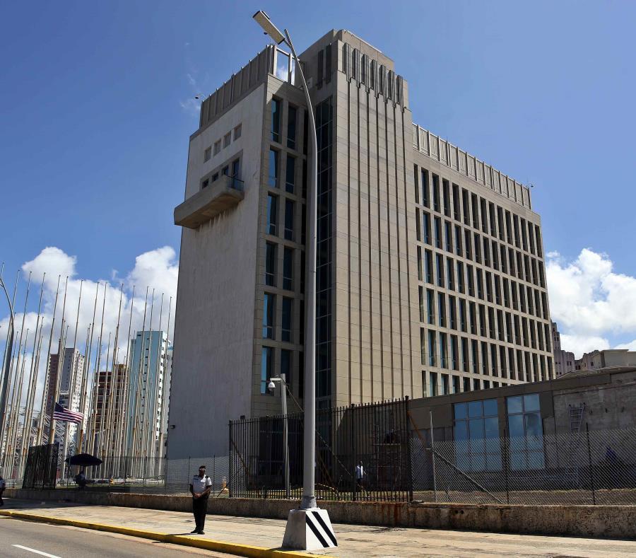 """El escándalo de los """"ataques sónicos"""", como Estados Unidos los calificó en el principio, provocó un enfriamiento en las relaciones Cuba-Estados Unidos. (EFE / Alejandro Ernesto) (semisquare-x3)"""