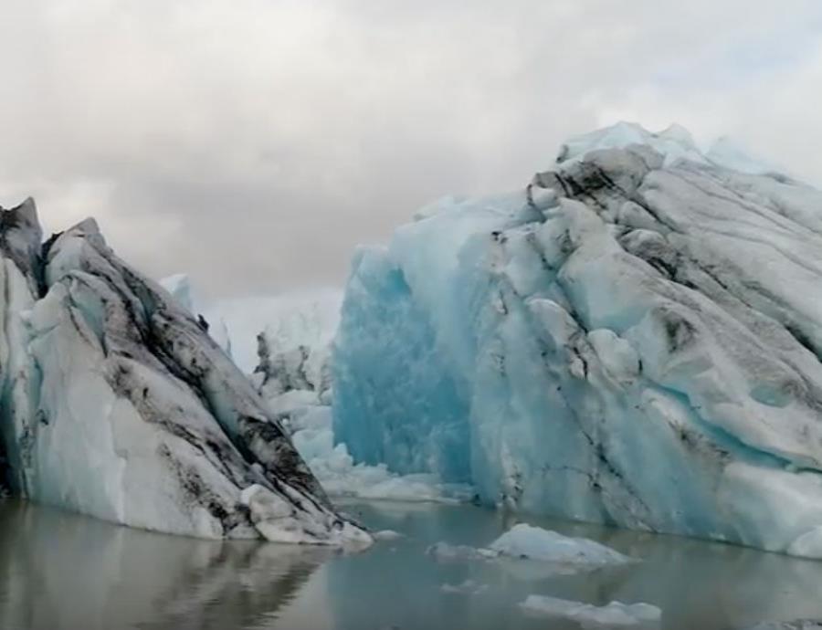Detectan una enorme fuente de calor desconocida bajo la Antártida (semisquare-x3)