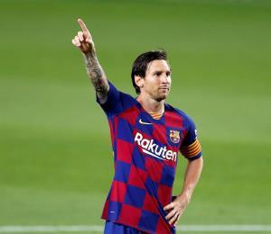 Messi: jugador de un solo equipo