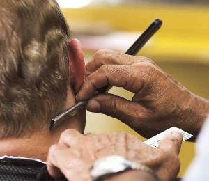 El barbero de Barrio Obrero