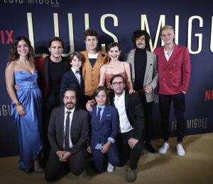 """""""Luis Miguel. La serie"""" termina con éxito"""