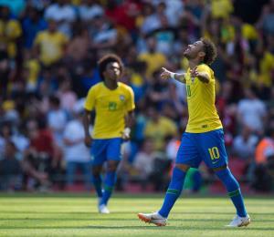 Brasil pondrá al mundo a bailar samba