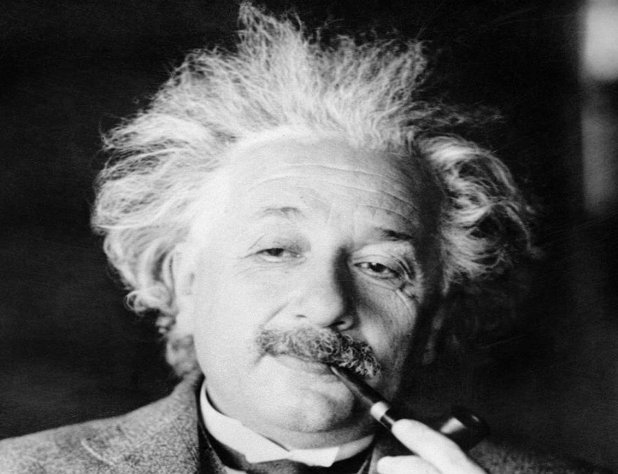 Einstein escribió que a pesar de que él pertenecía