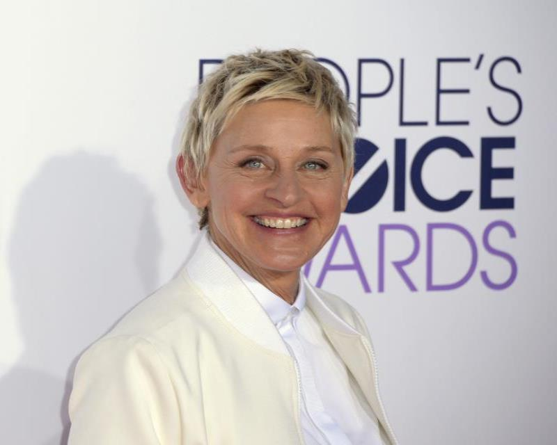 Ellen DeGeneres apoya al Fondo para Gorilas de Dian Fossey. (AP) (semisquare-x3)