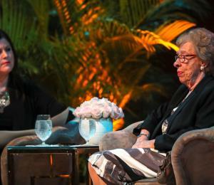 Eva Schloss lucha para que el Holocausto no se repita