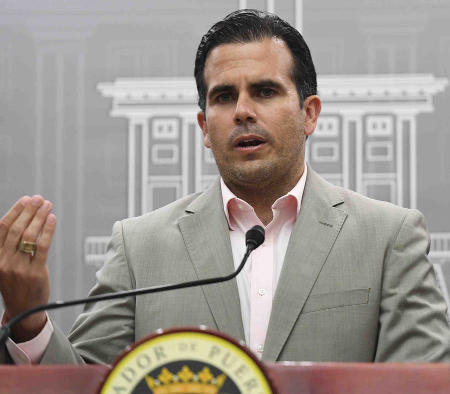 Governor Ricardo Rosselló Nevares. (GFR Media) (semisquare-x3)