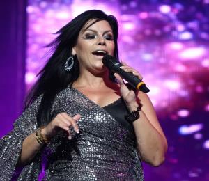 Olga Tañón celebra su Latin Grammy