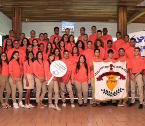Estudiantes de Las Piedras participan en Bridge to Employment