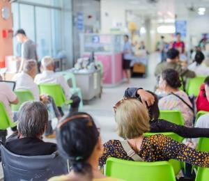 Lucha el sector de salud por la repartición justa de dinero federal