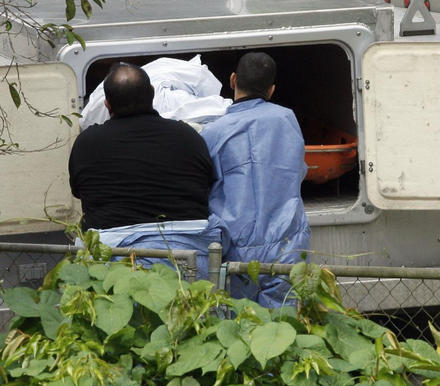 Irizarry Rivera recibió heridas de gravedad que le causaron la muerte en el acto. (semisquare-x3)
