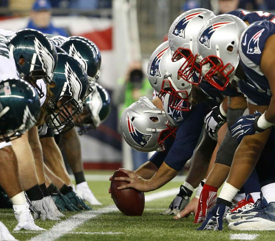 Super Bowl Ende