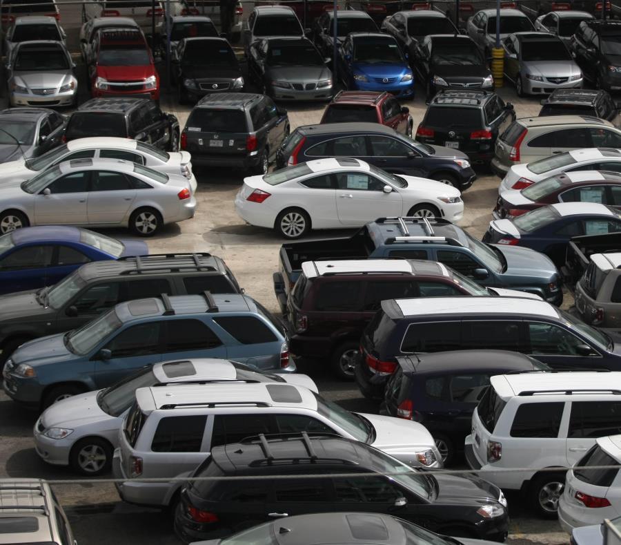 El aumento en reposesiones de autos fue atribuida en parte a la migración de residentes de la isla y al ritmo lento de la recuperación económica. (GFR Media) (semisquare-x3)
