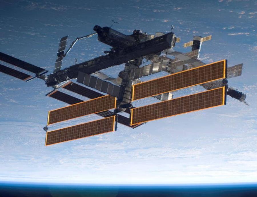 La fuga en la Estación Espacial Internacional pudo deberse a un sabotaje (semisquare-x3)