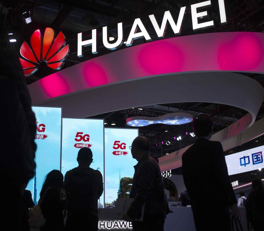 Estados Unidos presenta una acusación contra Huawei por conspiración
