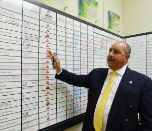 El secretario de Agricultura está enfocado en duplicar la producción agrícola