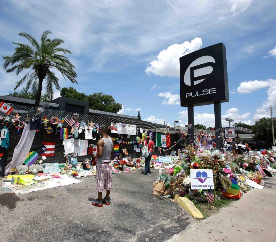 Esta noticia trasciende a un mes de la conmemoración del segundo año de esta tragedia que sacudió principalmente a la comunidad LGBTT. (AP) (semisquare-x3)