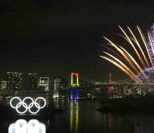 Tokio celebra que está a seis meses de los Juegos Olímpicos