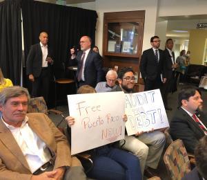 Puerto Rico ante la OEA: de pactos y tratados