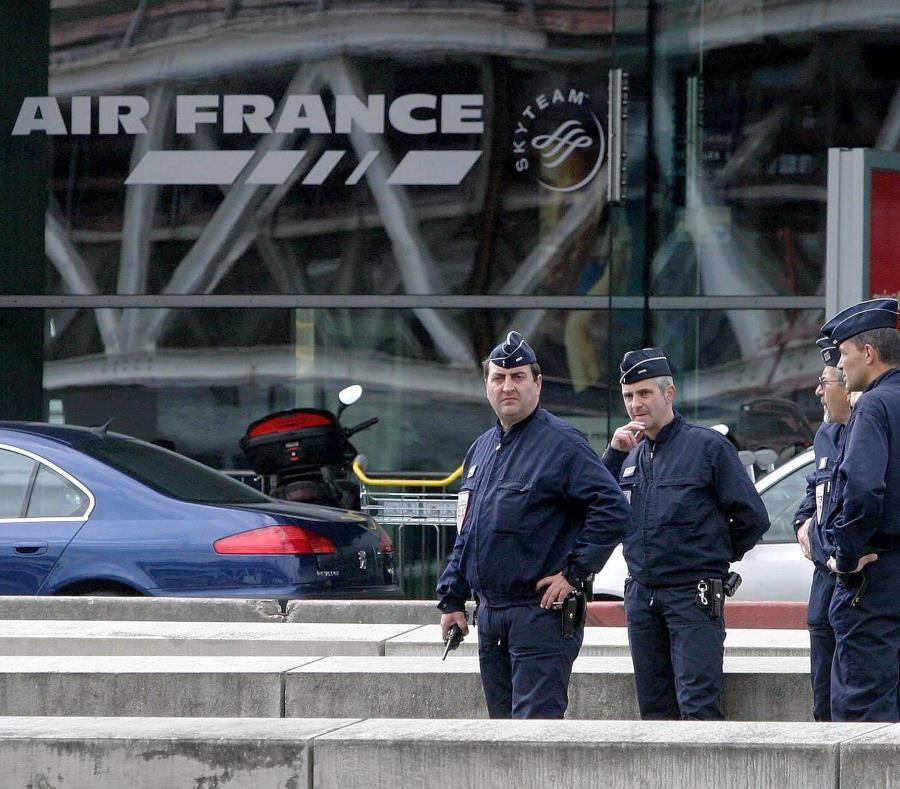 La Policía de Fronteras, que detuvo a los dos hombres a los que consideró como portadores de