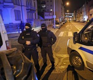 La Policía francesa arresta a dos presuntos cómplices en el atentado de Estrasburgo