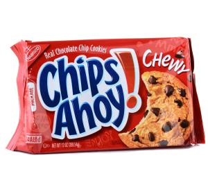 """Retiran galletas Chewy Chips Ahoy por """"un ingrediente solidificado inesperado"""""""