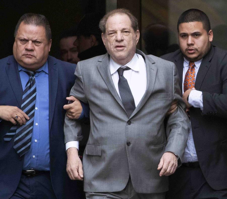Inicia el juicio contra Harvey Weinstein en Nueva York por acoso sexual