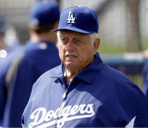 Tom Lasorda, icono sin par de los Dodgers