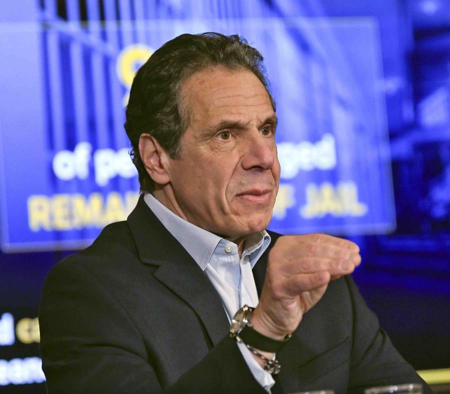 El gobernador de Nueva York, Andrew Cuomo. (semisquare-x3)