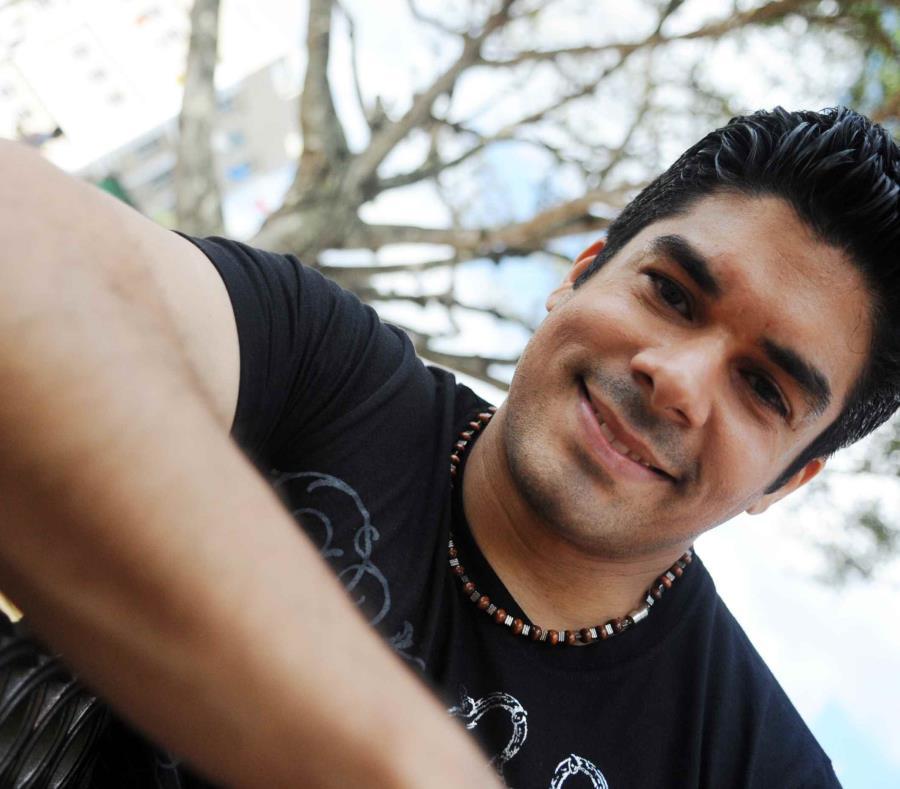 Jerry Rivera sufrió el accidente mientras daba un concierto en Ecuador. (GFR Media) (semisquare-x3)