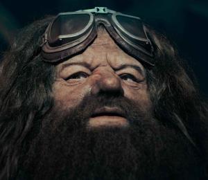 Hagrid será la figura animada más realista en atracción de Harry Potter