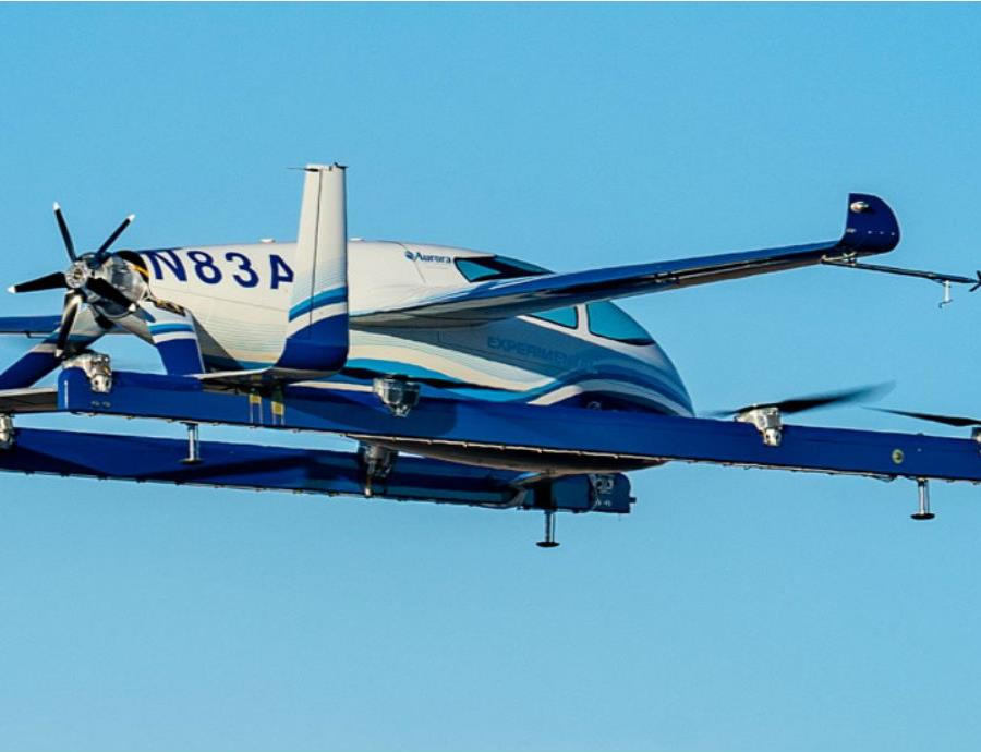 El coche aéreo de Boeing levanta el vuelo