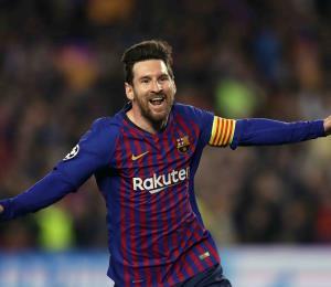 Messi y Barcelona regresan a semifinales de la Champions