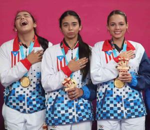 Cuatro mujeres protagonistas